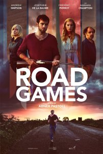 Road Games poster