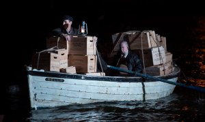 "11.09.15 Whisky Galore Callsheet No 39 sc 68 EXT OPEN SEA Heavily laden boats weighed down with boxes Linda Gamble, Unit Publicist -Jen Rooks Production Co-ordinator Whisky Galore T: 0141 258 3452 M: 07732 065 997 E: jennifer.rooks@gmail.com PRODUCTION OFFICE: Whisky Galore Movie LTD / 2nd Floor / Suite 17 / Alexander Stephen House / 91 Holmfauld Road / Glasgow /  G51 4RY  REGISTERED BUSINESS ADDRESS: 76 Dumbarton Road / Clydebank / G81 1UG Credit ; Graeme Hunter Pictures, Sunnybank Cottages.  117 Waterside Rd, Carmunnock, Glasgow. U.K.  G76 9DU.   t.  01416444564  m. 07811946280  e.  graemehunter@mac.com"" w. www.stills.tv"