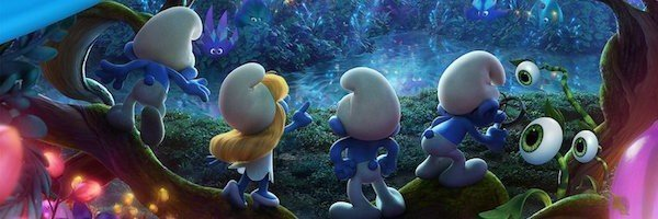 TRAILER PARK – Smurfs: The Lost Village