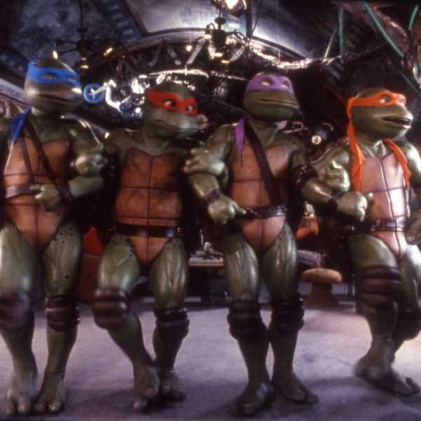 Teenage Mutant Ninja Turtles - 3917