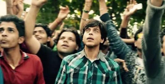 An Open Letter to Shahrukh Khan