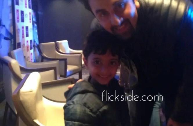 Meeting Ranbir Kapoor