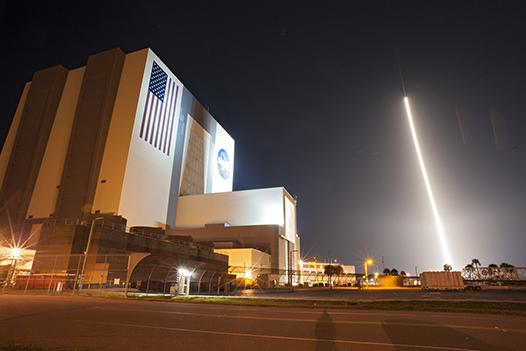 Atlas V launch