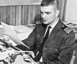 1st. Lt. Patrick Wynne Courtesy/Air Force Academy