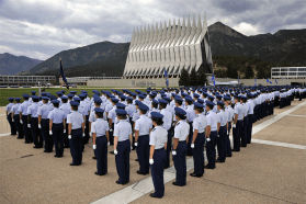 Air Force Academy photo.