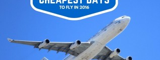 NOT the cheapest days to fly for FB