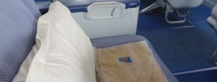 Business Class on China Southern Airlines