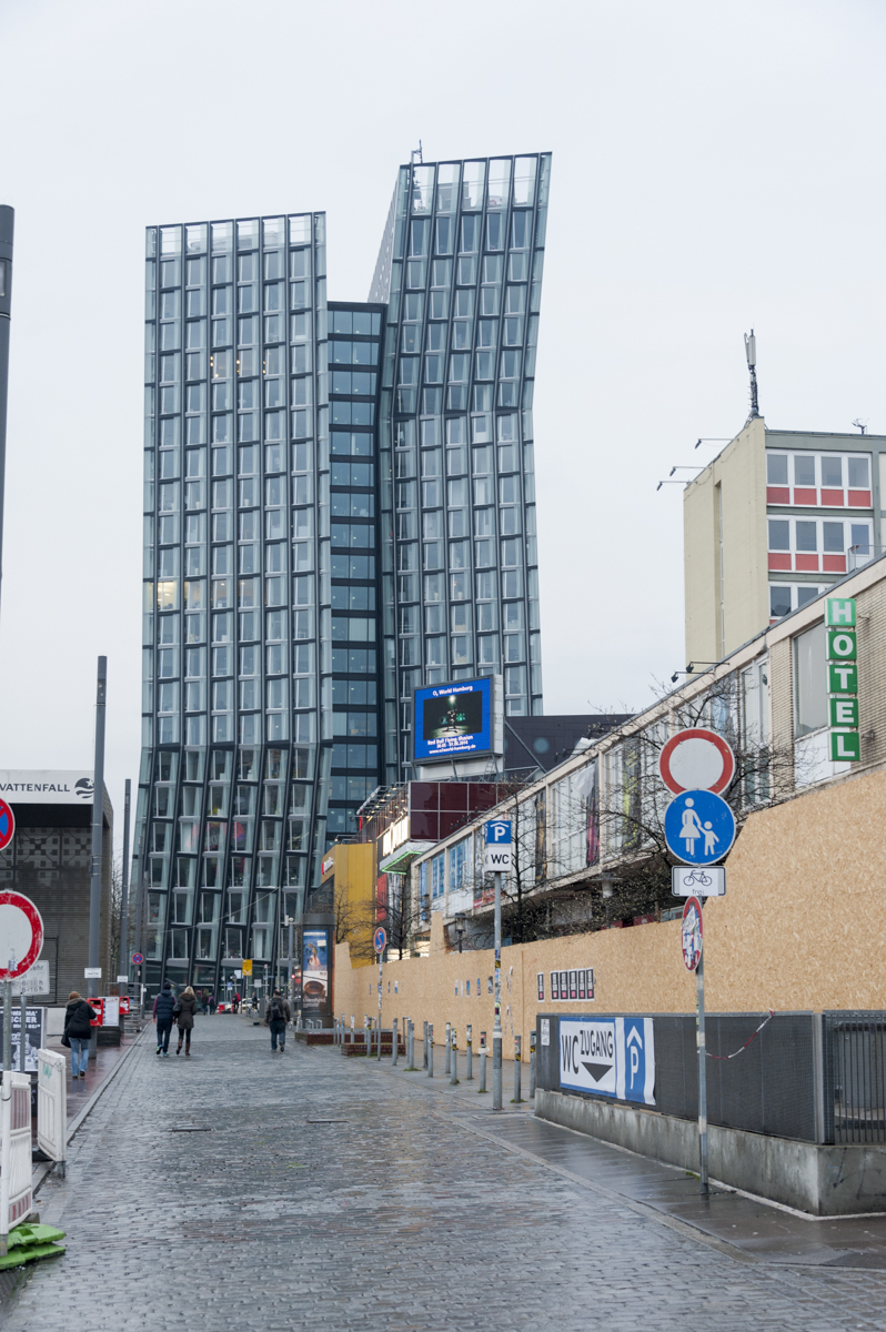 Hamburg St Pauli Tour Nem Building