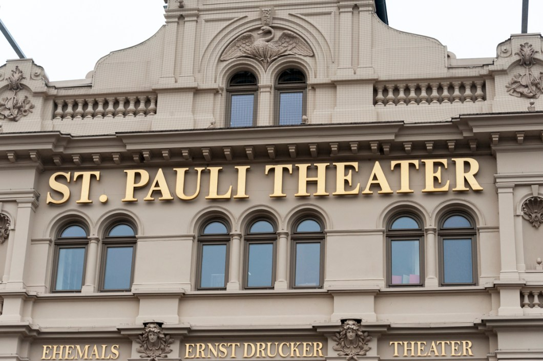 Hamburg St Pauli Tour Theater