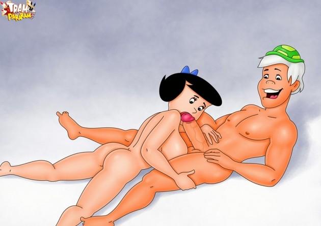 Flintstones Sex Comix Dino