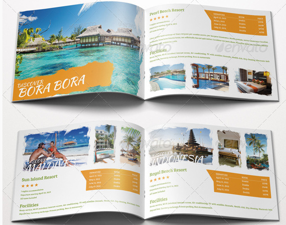 10 Travel Brochure Examples for Designers and Travel Marketers   10 Travel Brochure Examples for Designers and Travel Marketers