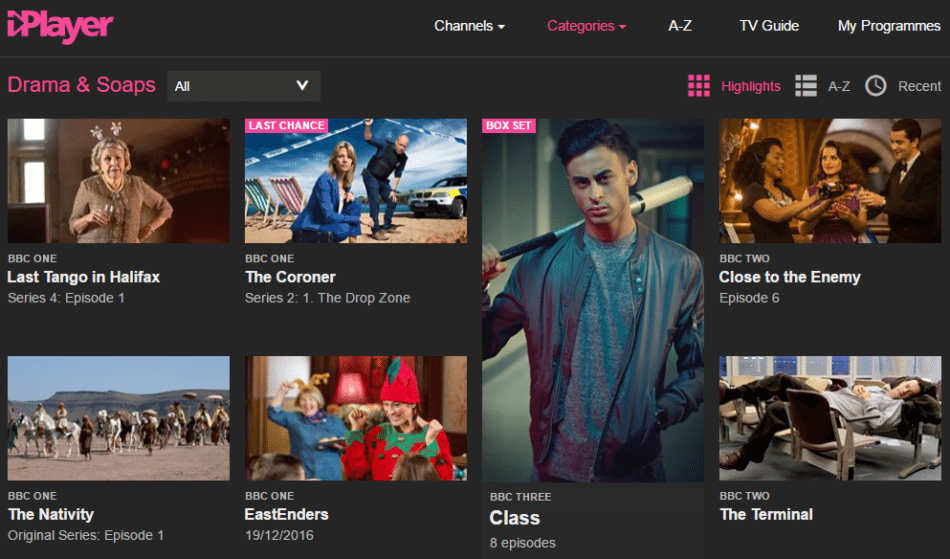 How to Watch BBC iPlayer in the USA and Abroad   Updated for 2018 BBC iplayer