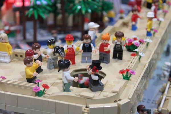 Hong Kong's LEGO Exhibition 2011