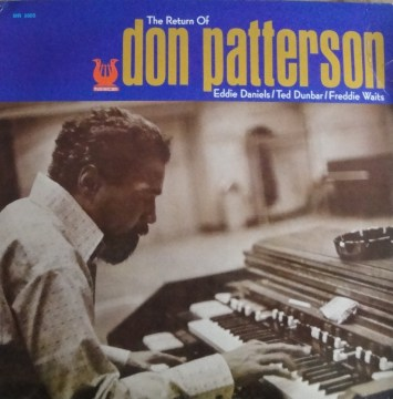 Don Patterson - The Return Of