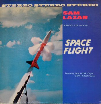 Sam Lazar - Space Flight