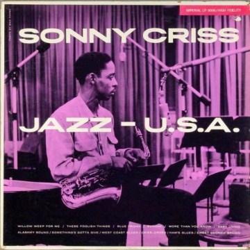 SonnyCriss - JazzUSA