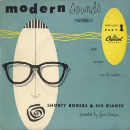 Shorty Rogers - Modern Sounds