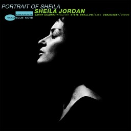 Portrait Of Sheila, Blue Note 9002