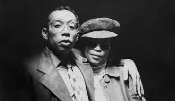 Lee and Helen Morgan