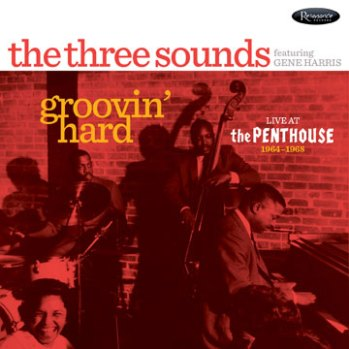 The Three Sounds - Groovin' Hard