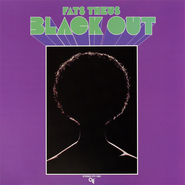Fats Theus - Black Out