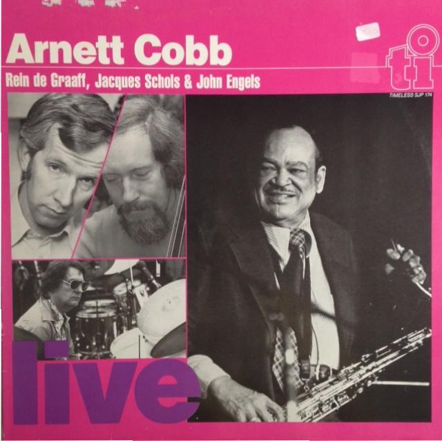 Timeless, 1982; incl. Rein de Graaff, Jacques Schols & John Engels