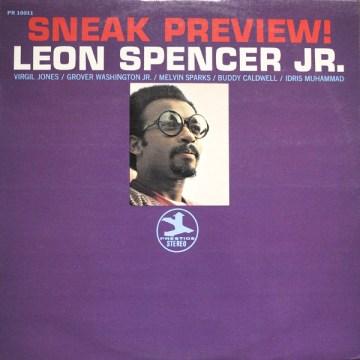 Leon Spencer Jr. - Sneak Preview