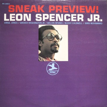 Leon Spencer Jr. - Sneak Preview
