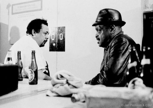 Charles Mingus & Ben Webster