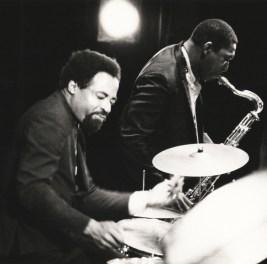 Rashied Ali & John Coltrane