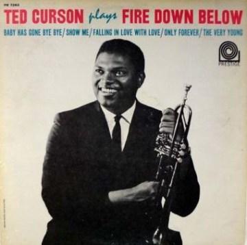 Ted Curson - Fire Down Below