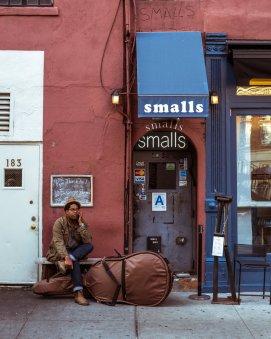 Smalls exterior- NYC