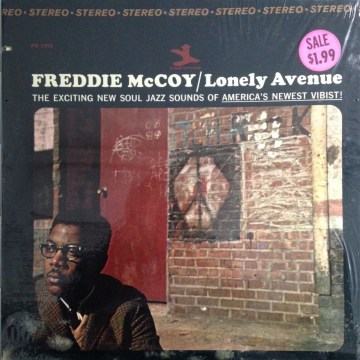 Freddie McCoy - Lonely Avenue