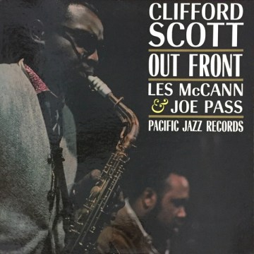 Clifford Scott - Out Front