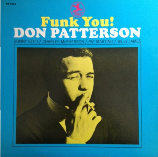 Don Patterson - Funk You!
