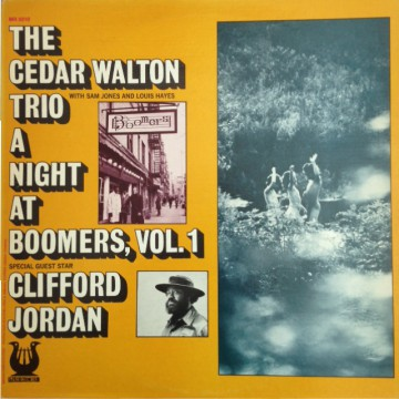 The Cedar Walton Trio - A Night At Boomers Vol. 1