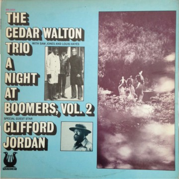 The Cedar Walton Trio - A Night At Boomers Vol. 2