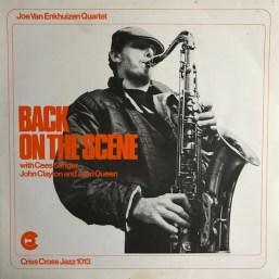 Joe VanEnkhuizen - Back On The Scene