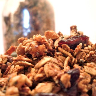 Maple & Cherry Granola