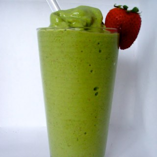 Mango & Greens Smoothie