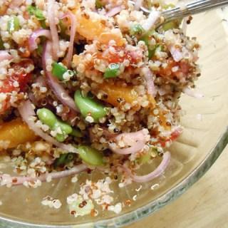 Farmer's Market Quinoa Salad
