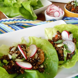 Hoisin Lettuce Wraps