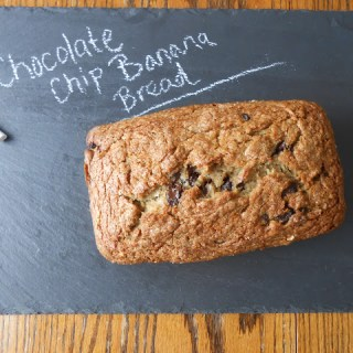 Chocolate Chip Banana Bread (No Sugar Added)