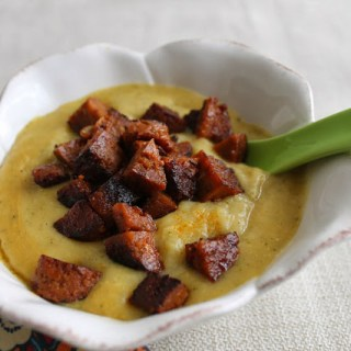 Broccoli Cheddar Potato Soup