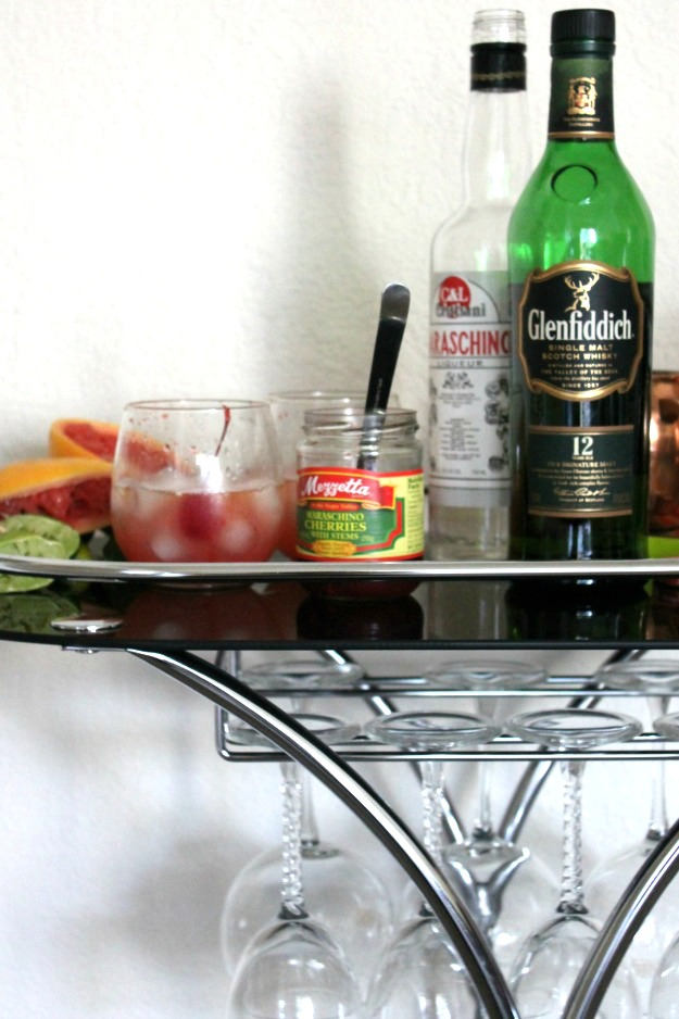 grapefruit maraschino cocktail