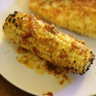 Pizza-Seasoned BBQ Corn