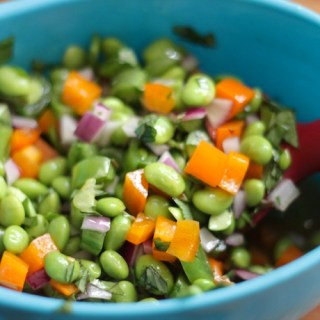 Raw Thai Veggie Salad