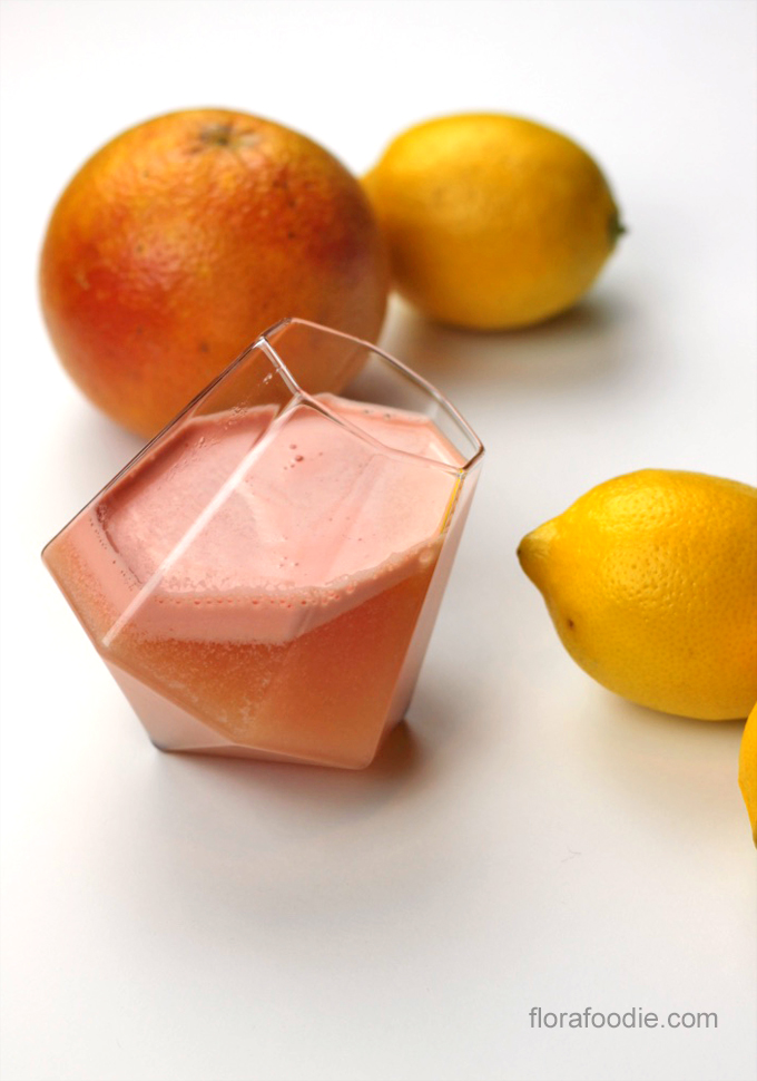 grapefruit master cleanse juice