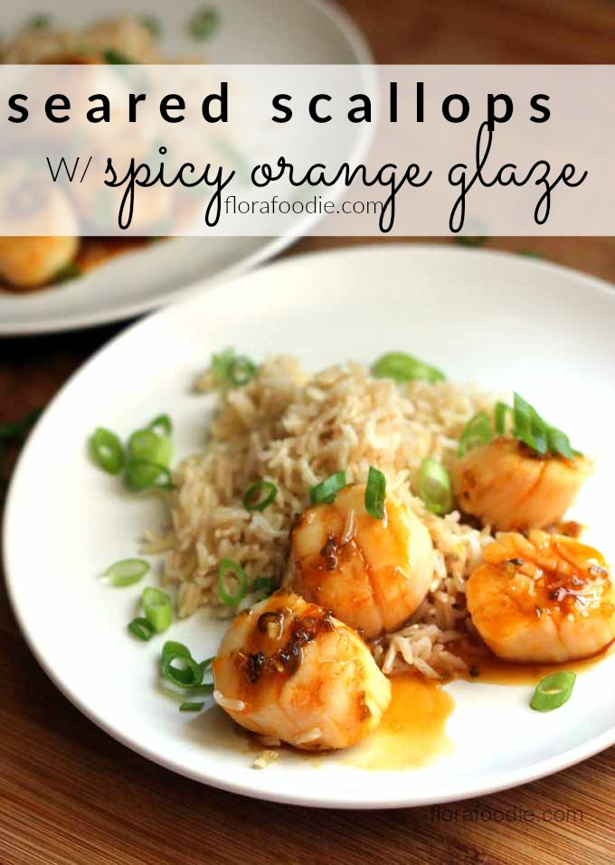 spicy orange seared scallops1 text