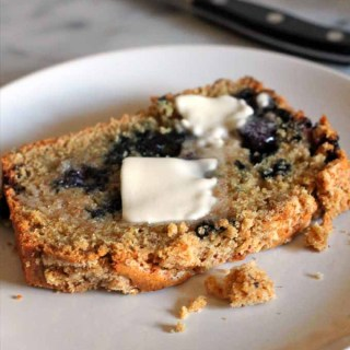 Blueberry Streusel Loaf
